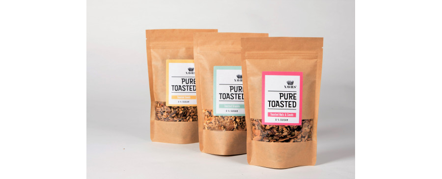 Introductory package Pure Toasted