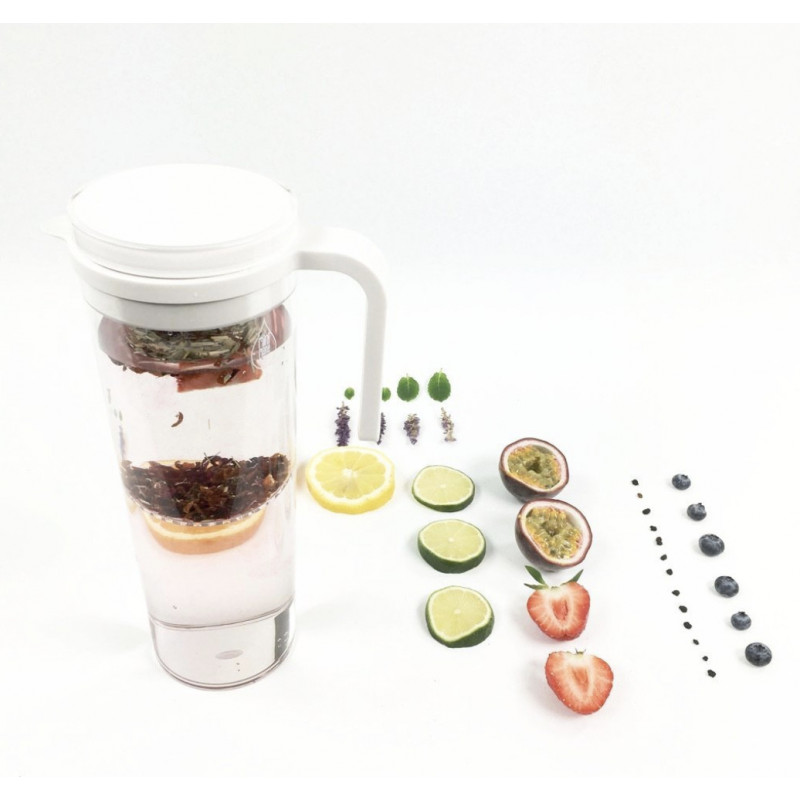 Family-iced-tea-jug