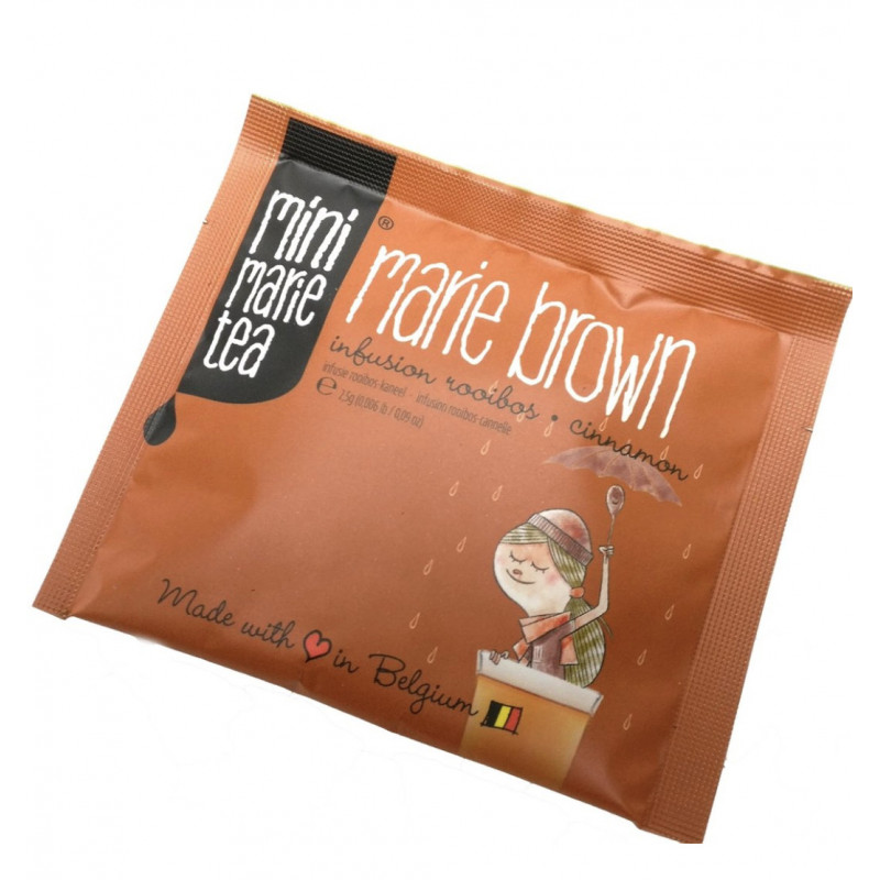 Marie Brown - 80 Individually Wrapped Tea Bags