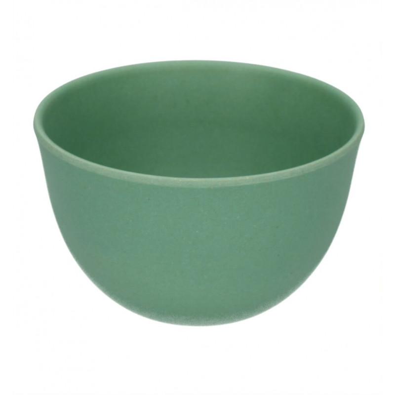 Bowls made of bamboo fiber