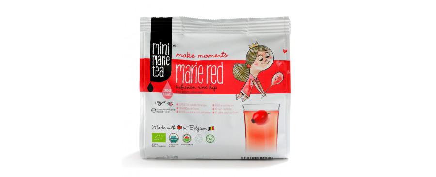 Marie Red - Loose leaves
