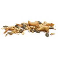 Cashew nuts Pumpkin seeds