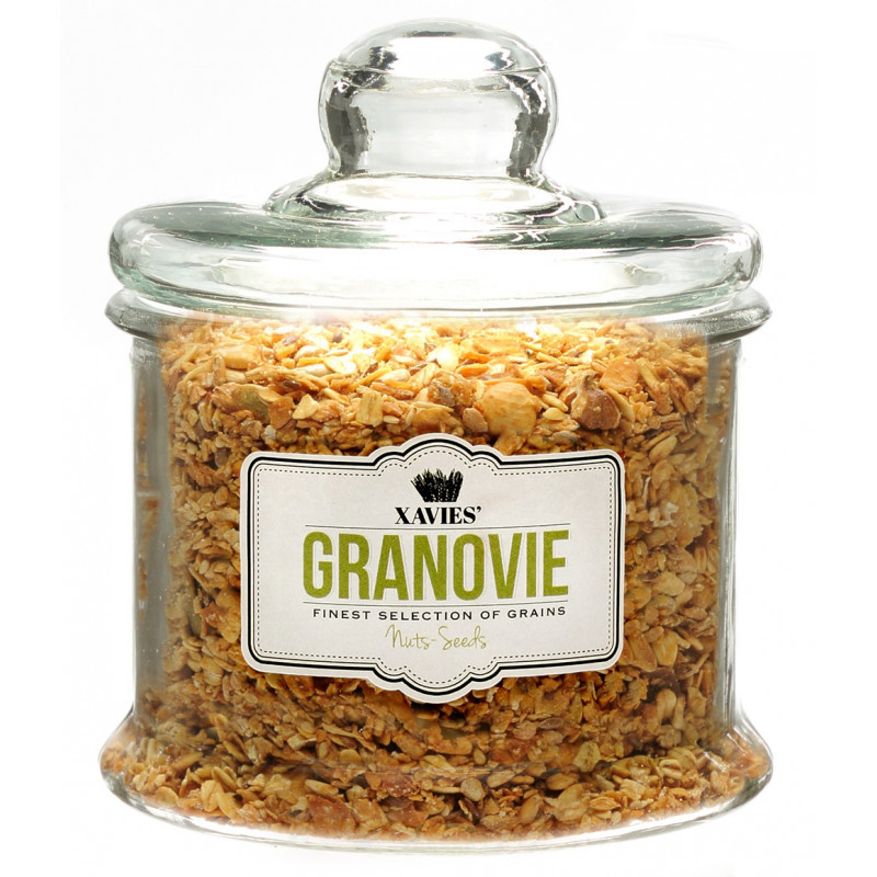 Giftbox Small Breakfast - 2x mmt, 2x 175g granovie