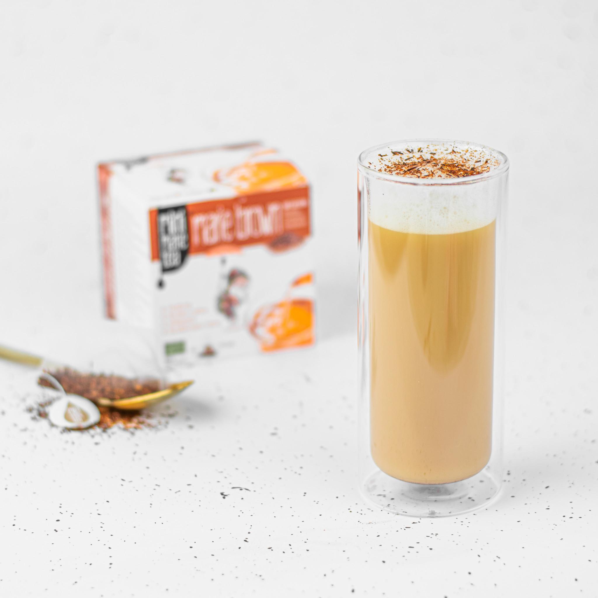 Cinnamon Latte met MiniMarieTea Brown