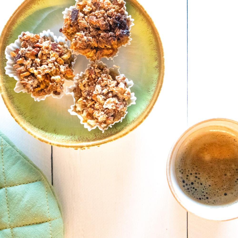 XAVIES' GRANOVIE Apple Muffin