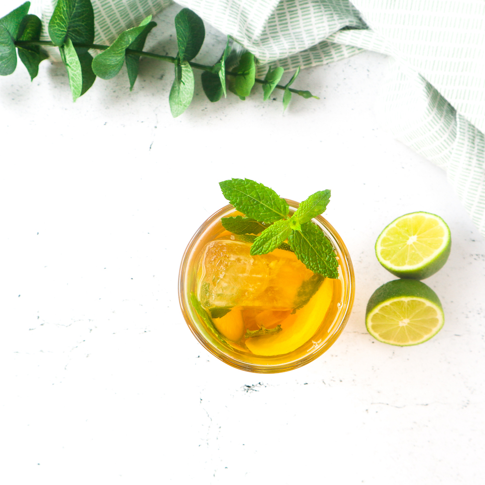 MiniMarieTea Green Iced Tea