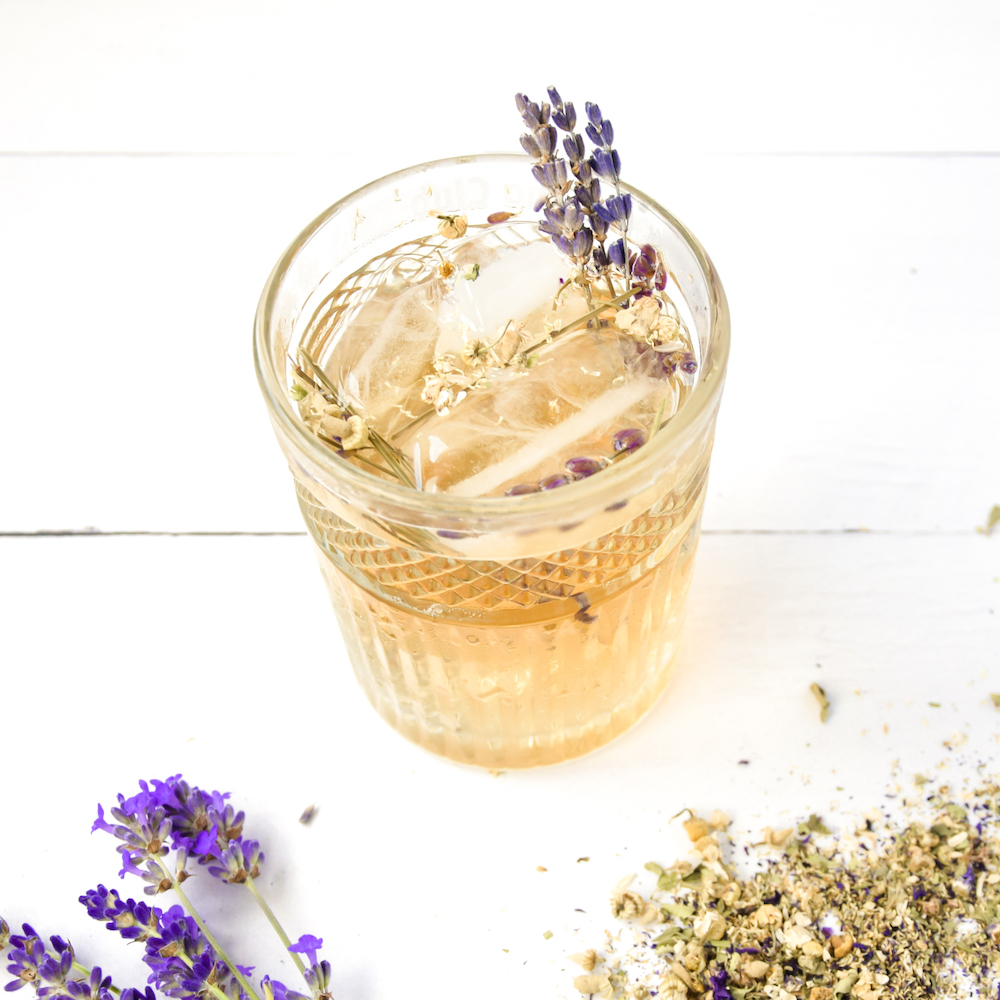MiniMarieTea Blue Iced Tea